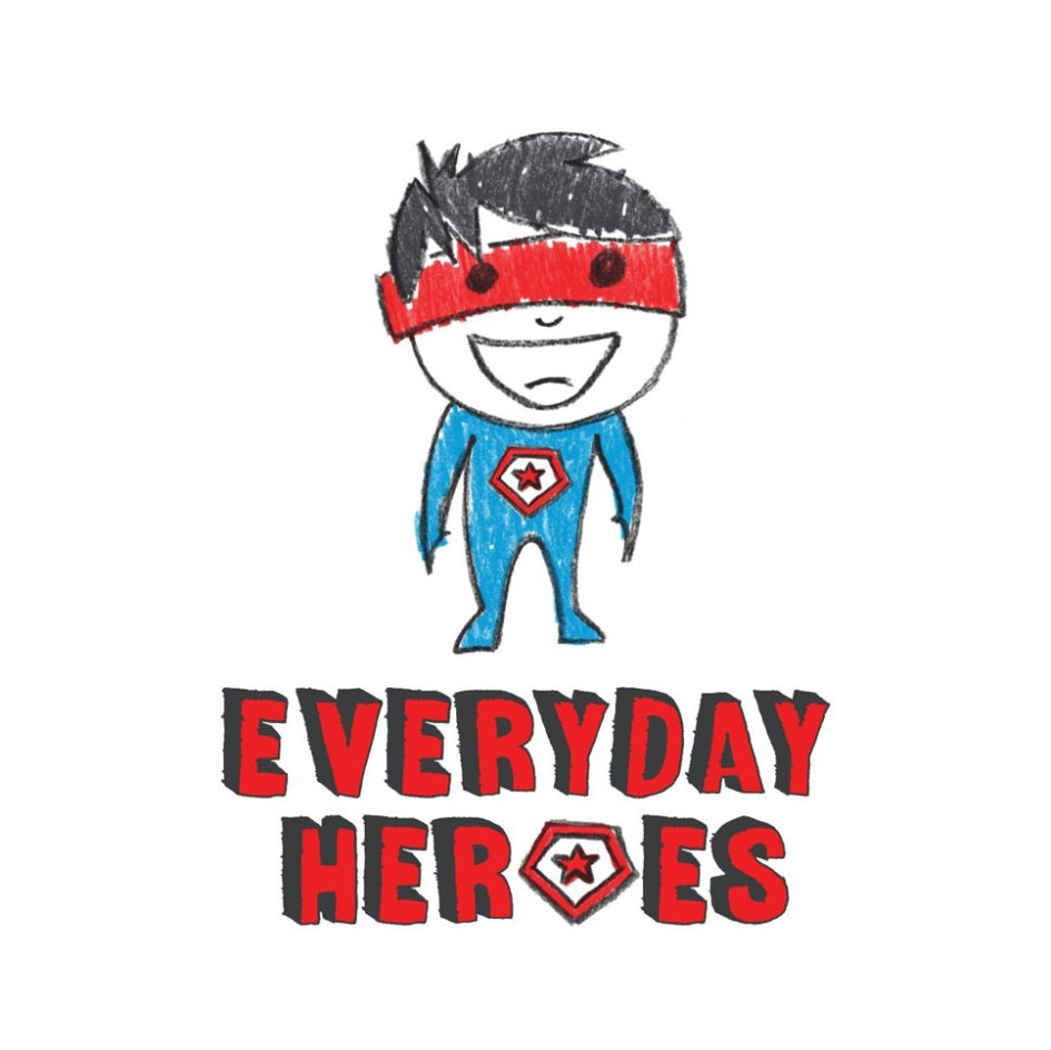 logo for everyday heroes kids