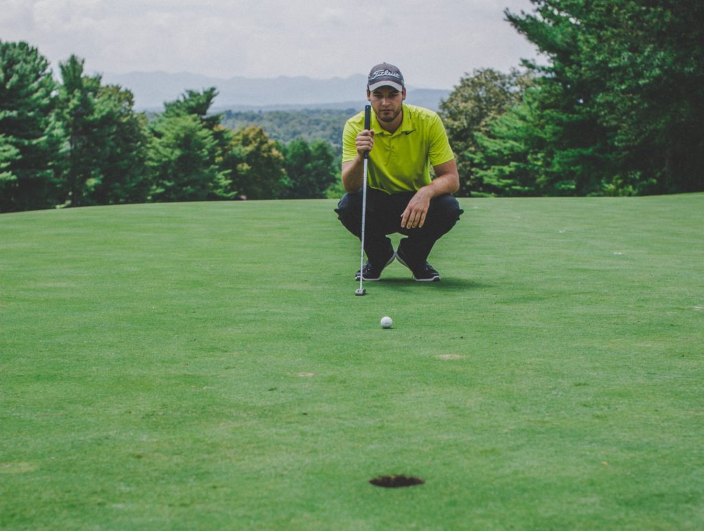 Meant For Motion - Online Golf Magazine