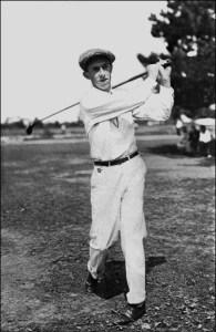 Francis Ouimet in 1913