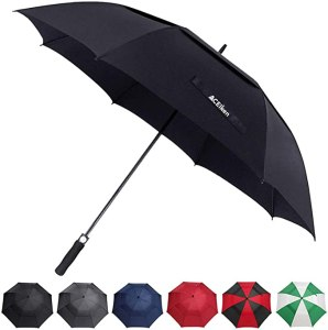 Top Golfer Umbrellas For Wind and Rain