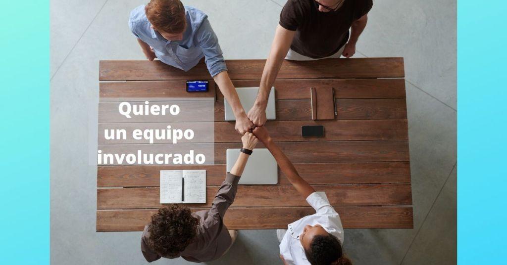 como involucrar a los trabajadores en la empresa