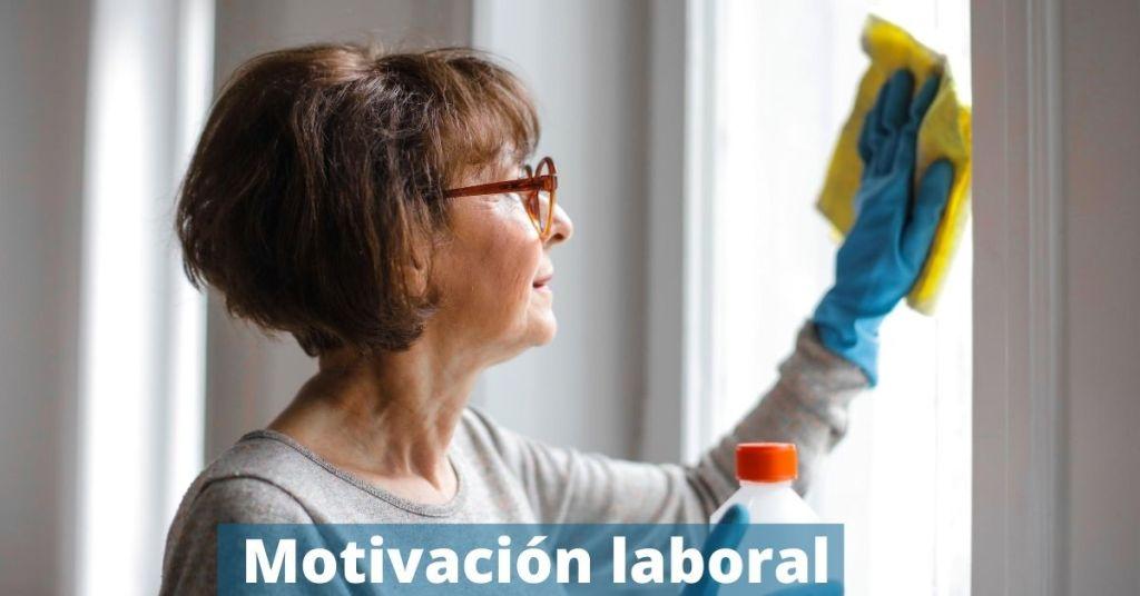 Motivación laboral intrínseca