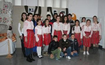 2 decembrie 2012 - Atelier Dragii mamei copilaşi