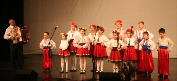 Ansamblul Zadunaiska Sici - Tulcea - copii