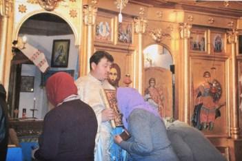 Sărutarea Sfintei Evanghelii