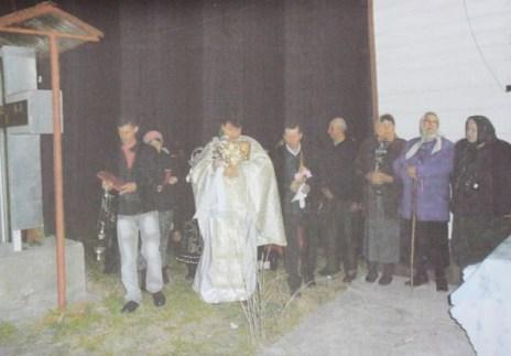 Înconjurul Bisericii