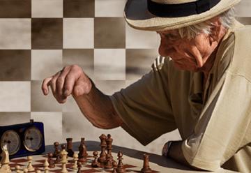 Xadrez para idosos