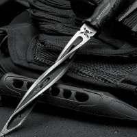 Cuchillo de hoja en espiral