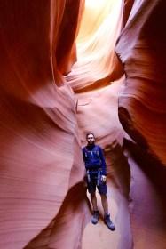 Antelope Canyon - 1 of 17