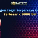 Agen Togel Terpercaya Dengan Hadiah Terbesar x 9000 Bet 100 Perak