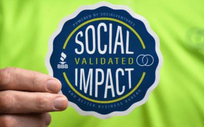 Local Social Enterprises Test New Validated Social Impact Seal