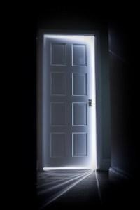 Door to...