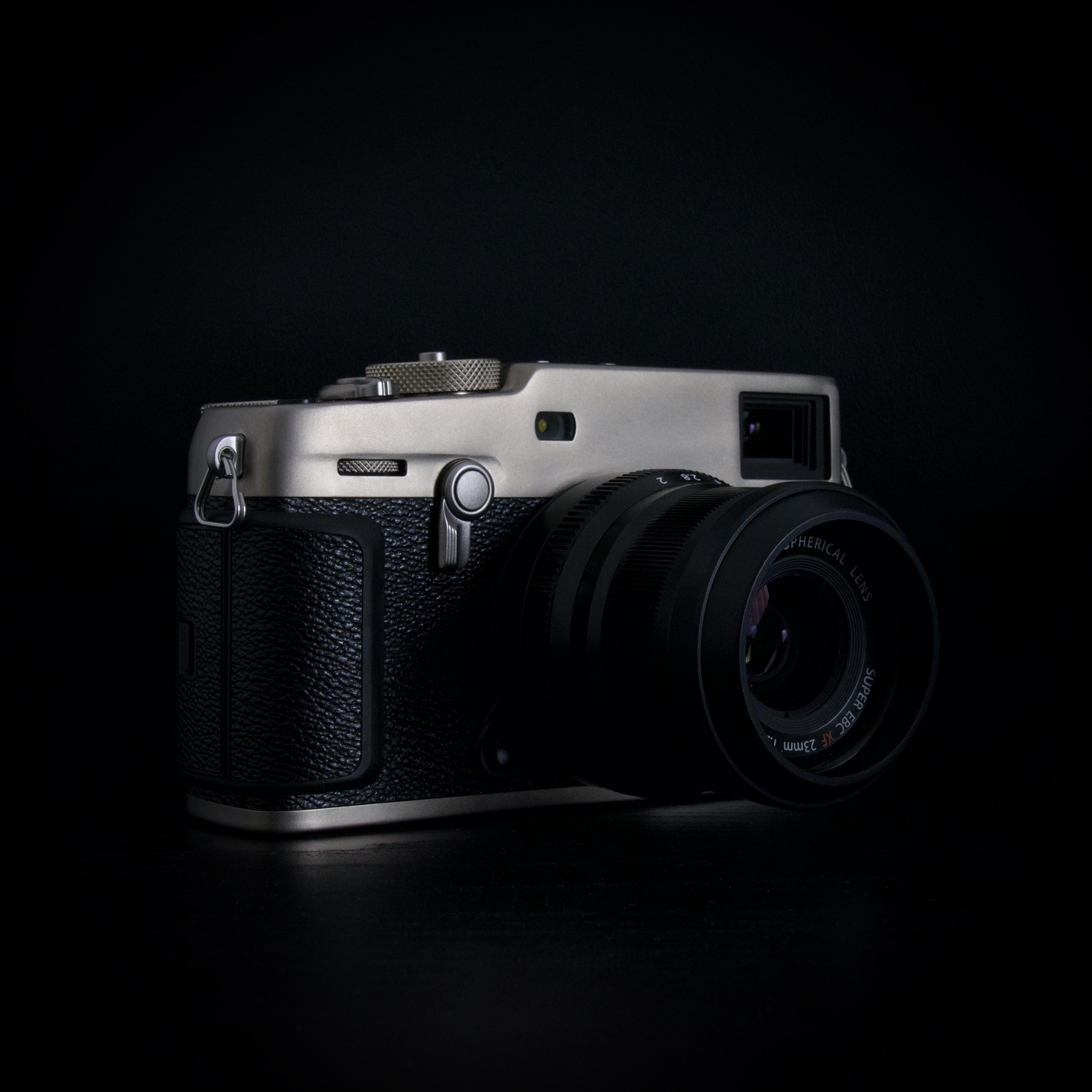 Fuji X-Pro3 review - Measuring Light
