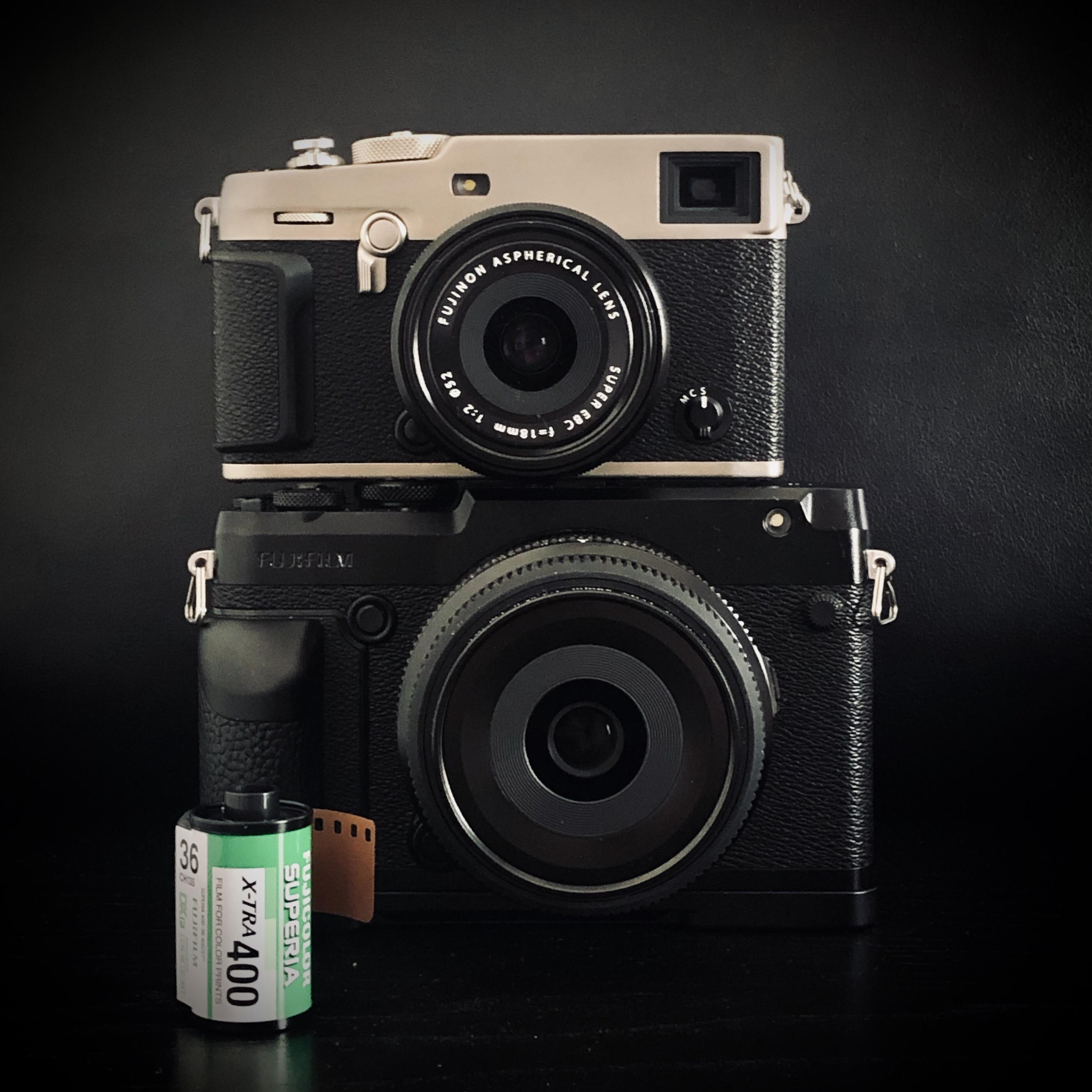 Fuji in-camera RAW processing - Measuring Light