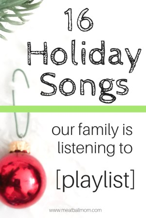 16 Family Favorite Holiday Songs [PLAYLIST] #holidaysongs #christmassongs #holidayplaylist #holiday #chistmas #familytraditions #holidaytraditions