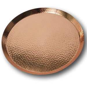 hammered-copper-serving-tray