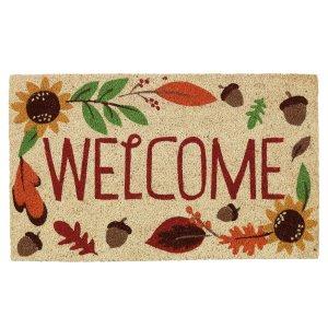 welcome-autumn-doormat