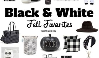 black-and-white-fall-favorites-collage