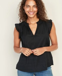 black-blouse