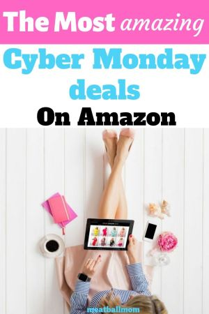 Your guide to scoring the best deals and hottest items on Cyber Monday and Cyber Monday Deals Week on Amazon #amazon #amazondeals #cybermonday #cybermondaydeals #onlineshopping #shopping #amazonprime