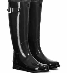 black-glossy-hunter-boots