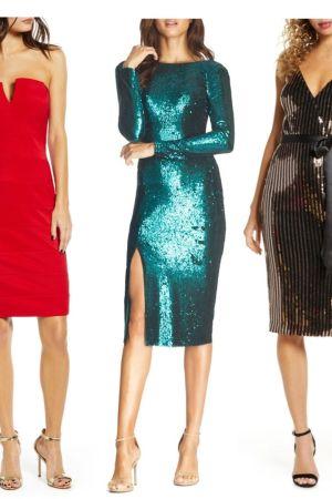 Stunning-Christmas-Party-Dresses #christmasoutfit #christmasdress #holidaydress #partyoutfit #partydress #partydressesforwomen #partydressesfornightout #fashion #holidayfashion