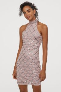 short-sequined-dress