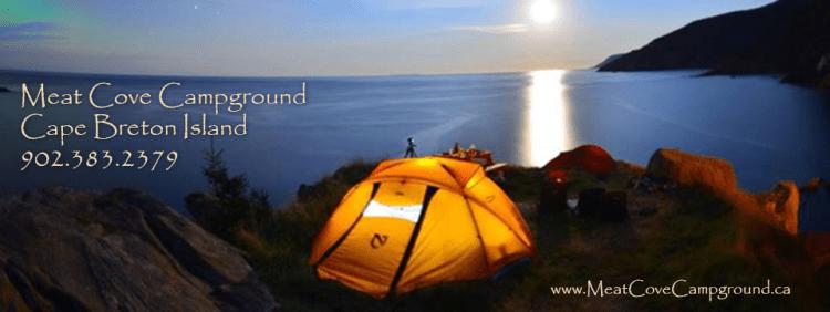 Meatcove Oceanside Campground Cape Breton