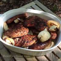 Heavenly Schwenker: German Recipe and Grilling Style