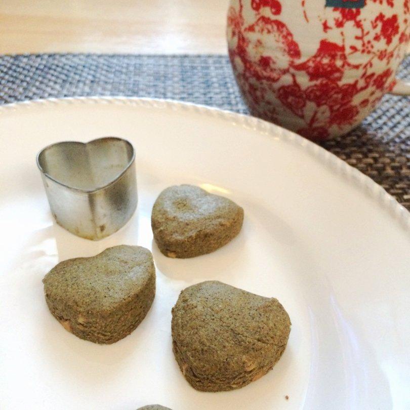 Low carb vegan chai breakfast cookies