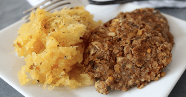 Low Carb Vegan Sausage Patties