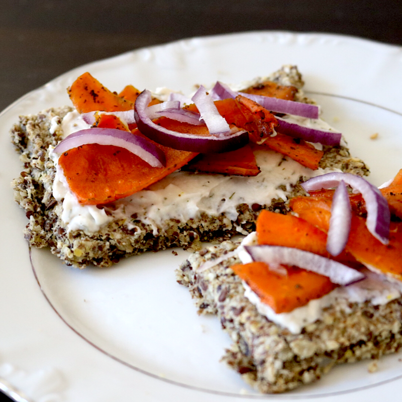 Low Carb Vegan Smoked Salmon (Lox)