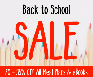 Vegan Keto Meal Plan Sale - All vegan keto meal plans and ebooks are 20-35% off!