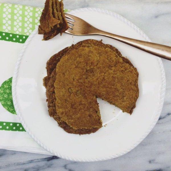 Vegan Keto Protein Pancakes