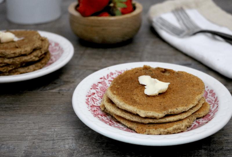 plant based keto pancakes