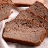 slices of gluten free vegan keto sandwich bread