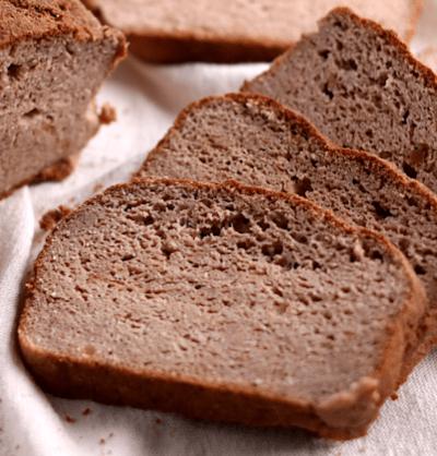 Craving-Crushing Soft Vegan Keto Bread (gluten-free, soy-free)