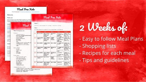 Two Week Soy-Free, Gluten-Free Vegan Ketogenic Meal Plan   Meat Free Keto - The perfect way to kick start your vegan ketgenic journey! Two weeks of low carb meal plans, recipes and shopping lists, that are nutritionally balanced, under 20g of net carbs per day and happen to be gluten-free and soy-free free as well!