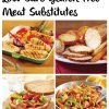 The Best Gluten Free Low Carb Meat Substitutes