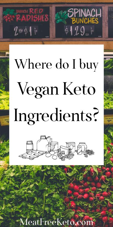 Where do I buy vegan keto foods?   MeatFreeKeto.com