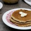 egg free keto pancakes