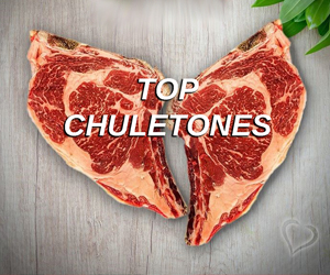 TOP-CHULETONES