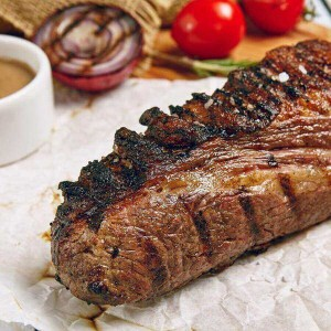 100% Grass Fed Tri Tip Steak 17-22oz