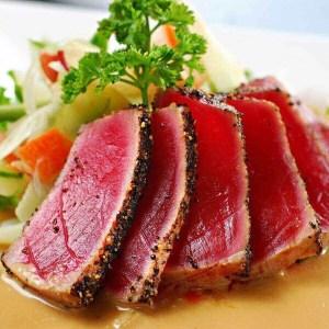 2lbs Ahi Tuna Wild Caught Sashimi Grade
