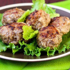 2lbs Turkey Meatballs