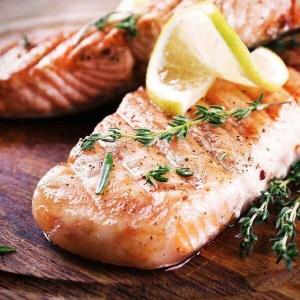 2lbs Wild Caught Salmon (5-6oz Portions)