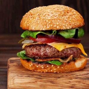 Angus Burgers (Thick n Juicy)