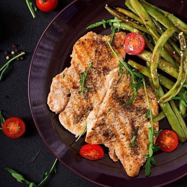 Garlic Herb Chicken 4pc/6oz