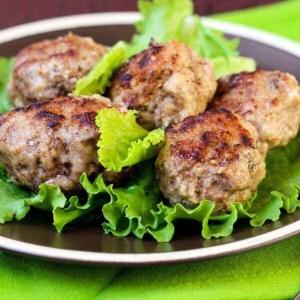 Lean Poultry Meatball 2lb (98%)