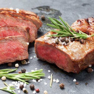 New York Steak 2pc/10oz